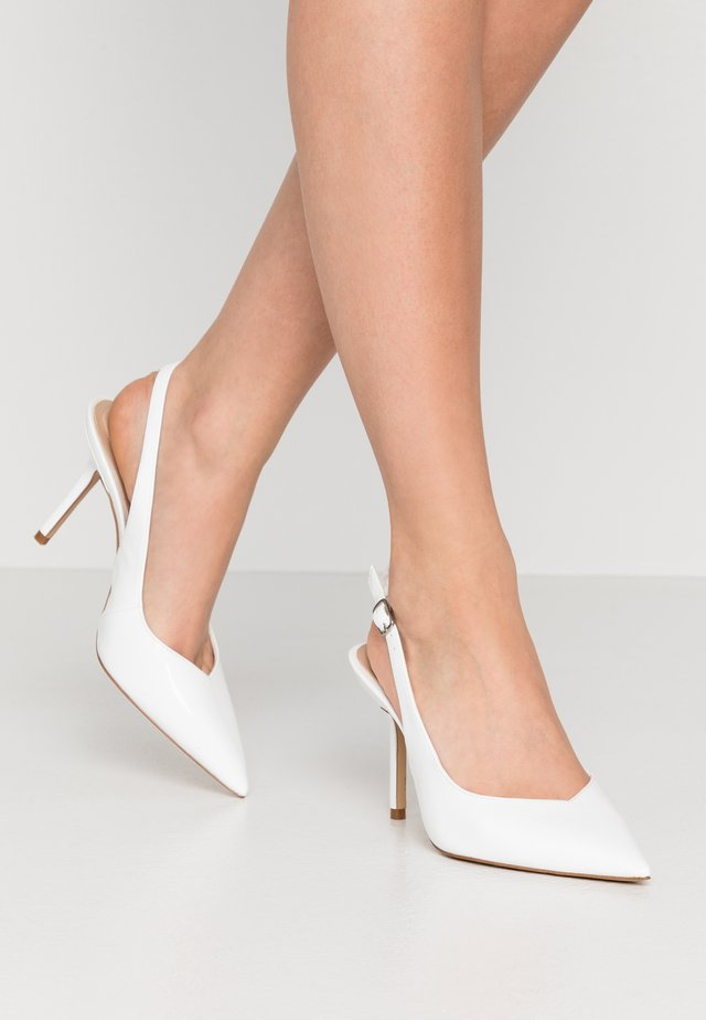 JULIETTA - High heels - white