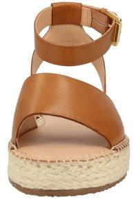 Sansibar Shoes - SANSIBAR - Outdoorsandalen - mittelbraun 42 - 5