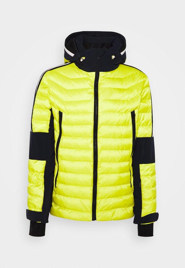 GLYN - Ski jas - sulfur