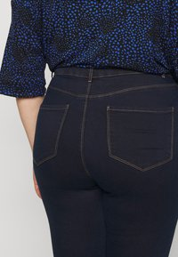 Dorothy Perkins Curve - ELLIS SKINNY - Jeans Skinny Fit - indigo - 3