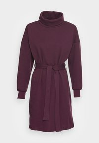 ONLSWEET HIGHNECK DRESS - Day dress - winetasting