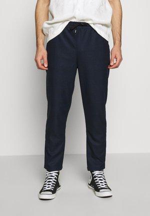PANTS - Trousers - dark blue
