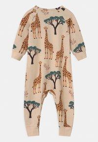 Walkiddy - GIRAFFES UNISEX - Pyjamas - orange - 1