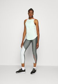 Under Armour - SPORT 2 STRAP TANK - Treningsskjorter - seaglass blue - 1