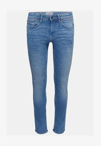Esprit - Jeansy Slim Fit - blue light washed - 7