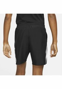 Nike Performance - RUN SHORT - Pantalón corto de deporte - black/white