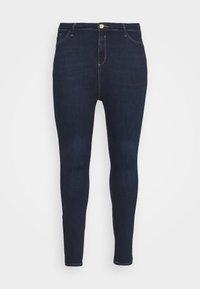 River Island Plus - Jeans Skinny Fit - denim dark - 4