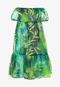Versace - DRESS JUNGLE CAPSULE - Day dress - verde - 0