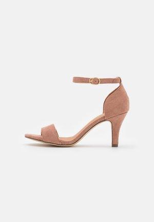 BIAADORE BASIC - Sandals - rose