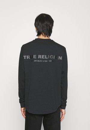 LONGSLEEVE - Maglietta a manica lunga - black