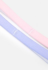 Nike Performance - PRINTED HEADBANDS 6 PACK - Andre accessories - light thistle/white/iced lilac - 1
