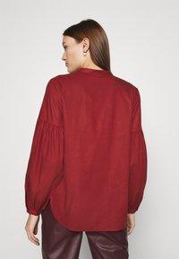 ARKET - BLOUSE - Košile - red dark - 2