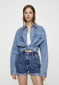 PULL&BEAR - Jeans Shorts - blue - 2