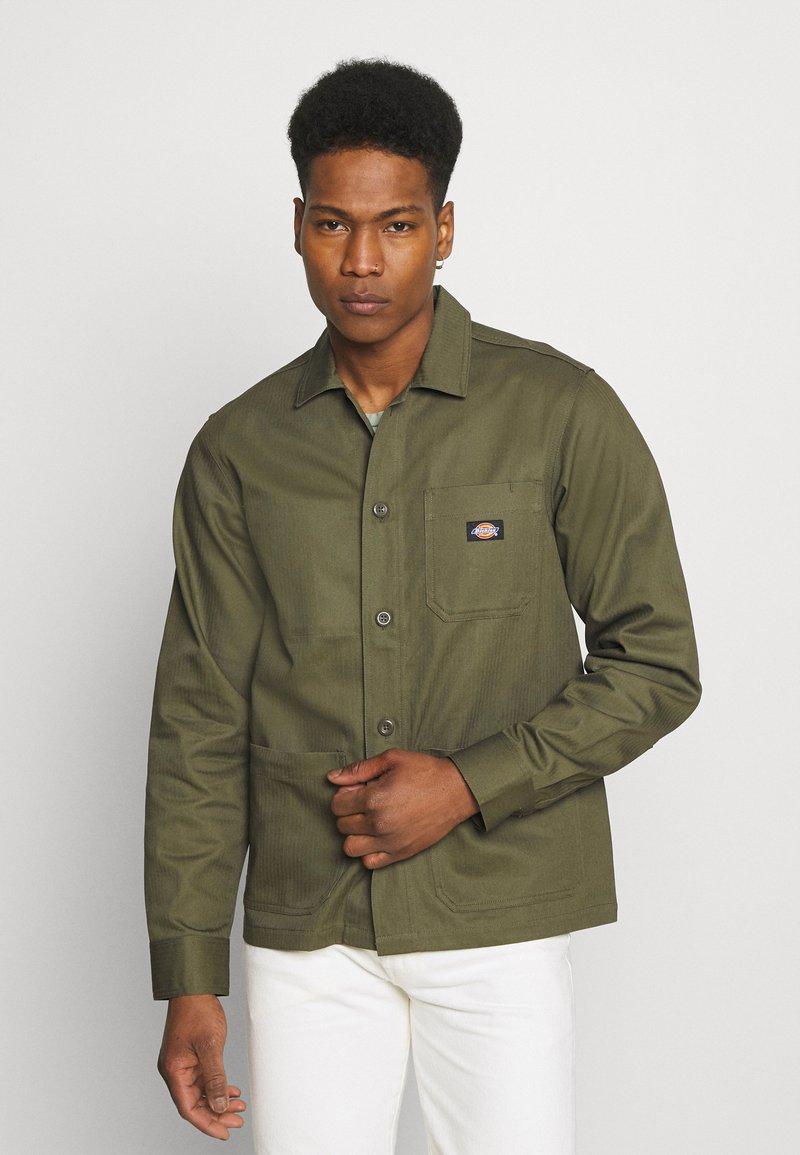 Dickies - FUNKLEY - Summer jacket - military green