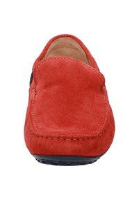 Sioux - Chaussures bateau - rot - 5