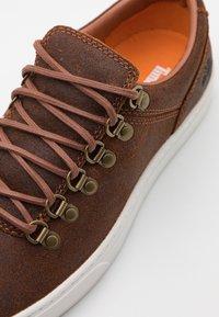 Timberland - ADV 2.0 CUPSOLE ALPINE - Sneakersy niskie - rust - 5