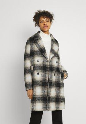BAMIA COAT - Classic coat - black mix