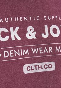 Jack & Jones - Print T-shirt - port royale - 6