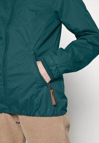 Ragwear - DIZZIE - Lett jakke - petrol - 4