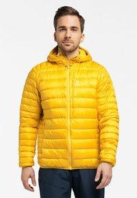 Haglöfs - ROC DOWN HOOD - Down jacket - pumpkin yellow - 0