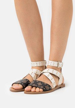 CEVIE - Sandals - cream