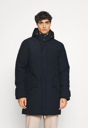 SQUARE - Winter coat - navy