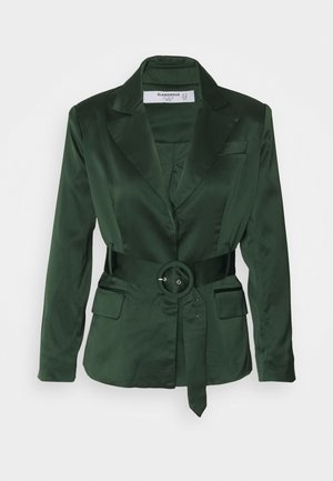 LADIES JACKET FOREST  - Blazer - forest green