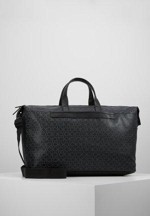 MONO WEEKENDER - Weekendbag - black