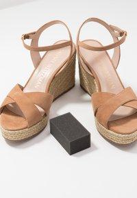 Stuart Weitzman - ROSEMARIE - High heeled sandals - tan - 7