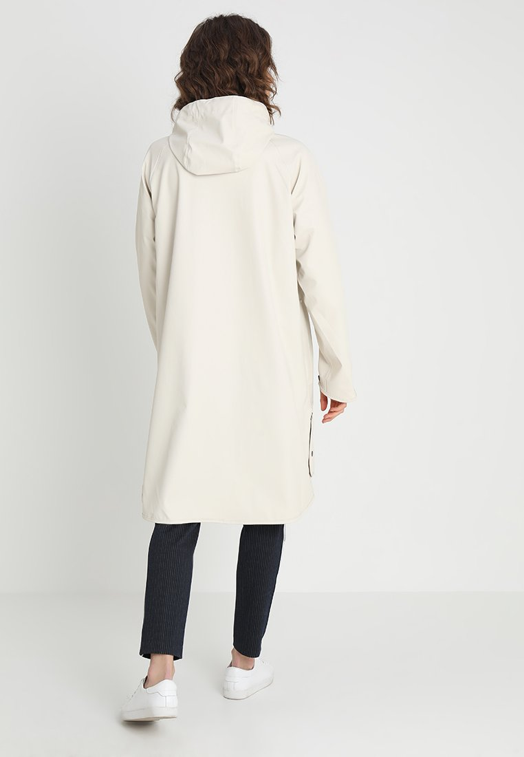 Ilse Jacobsen TRUE RAINCOAT Parka milk creme/offwhite