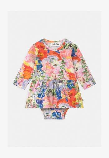 FRANCES - Jersey dress - multi-coloured