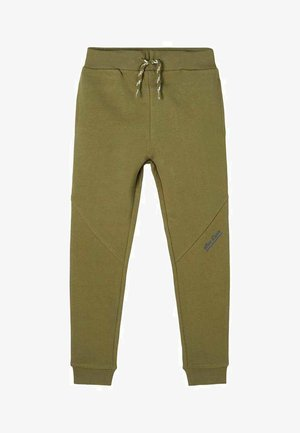 BIO-BAUMWOLL - Trainingsbroek - ivy green