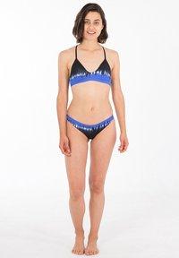 Hurley - DIPPED ADJ - Bikini top - peri multi - 1