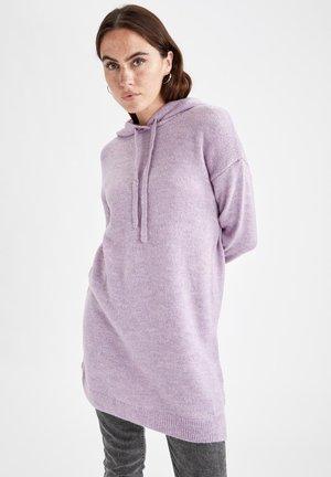 RELAX FIT - Hoodie - purple