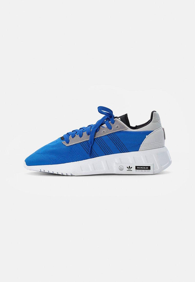 adidas Originals - GEODIVER - Baskets basses - football blue/white/core black