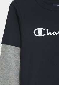 Champion - LEGACY AMERICAN CLASSICS LONG SLEEVE - Top s dlouhým rukávem - dark blue - 2