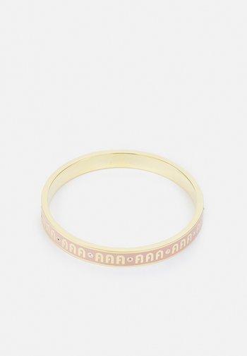 ARCH LOGOMANIA BANGLE - Bracelet - gold-coloured/rose