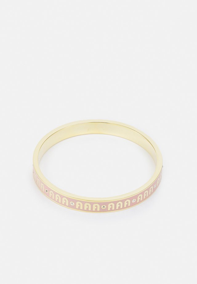 ARCH LOGOMANIA BANGLE - Armband - gold-coloured/rose