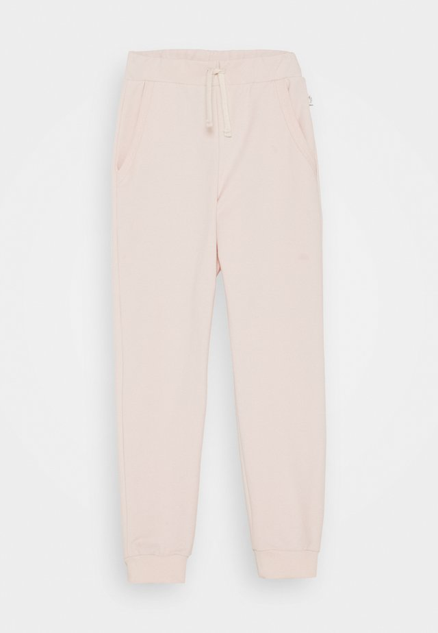 PURE KIDS TROUSERS - Tracksuit bottoms - rose blush