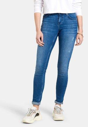 ELINE DESTROY DENIM - Skinny džíny - blue