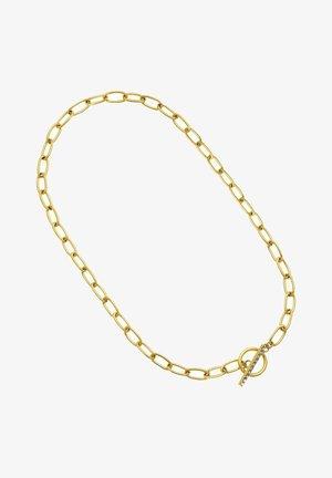 Naszyjnik - gold