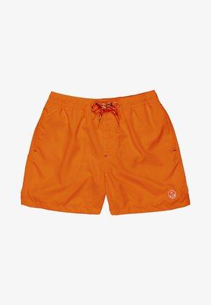 Zwemshorts - orange fluo