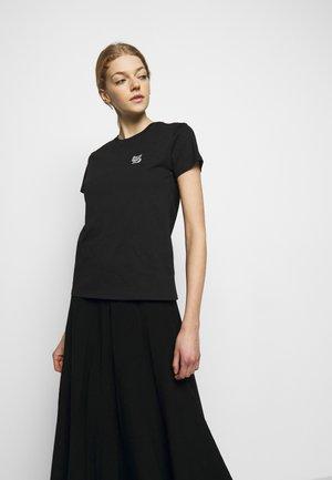 MINI 3D IKONIK CHOUPETTE TEE - T-shirt z nadrukiem - black