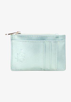 Wallet - blau metallic
