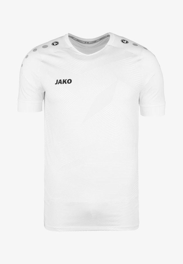 T-shirts print - weiss