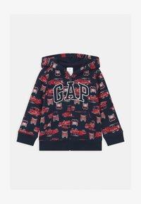 GAP - TODDLER BOY LOGO  - Zip-up hoodie - dark blue - 0