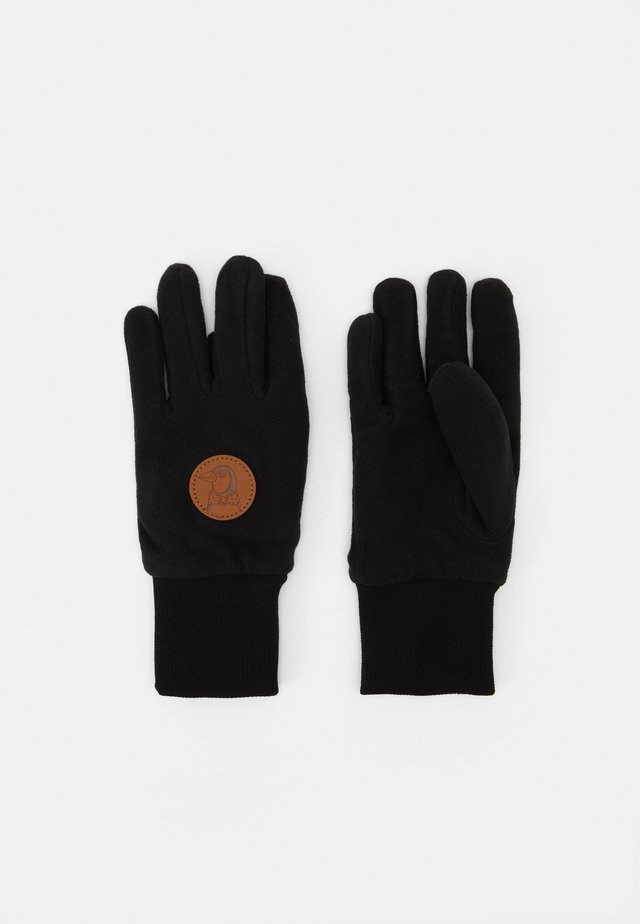 GLOVES - Fingerhandschuh - black