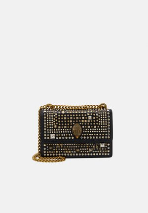SHOREDITCH CROSS BODY - Taška s příčným popruhem - black