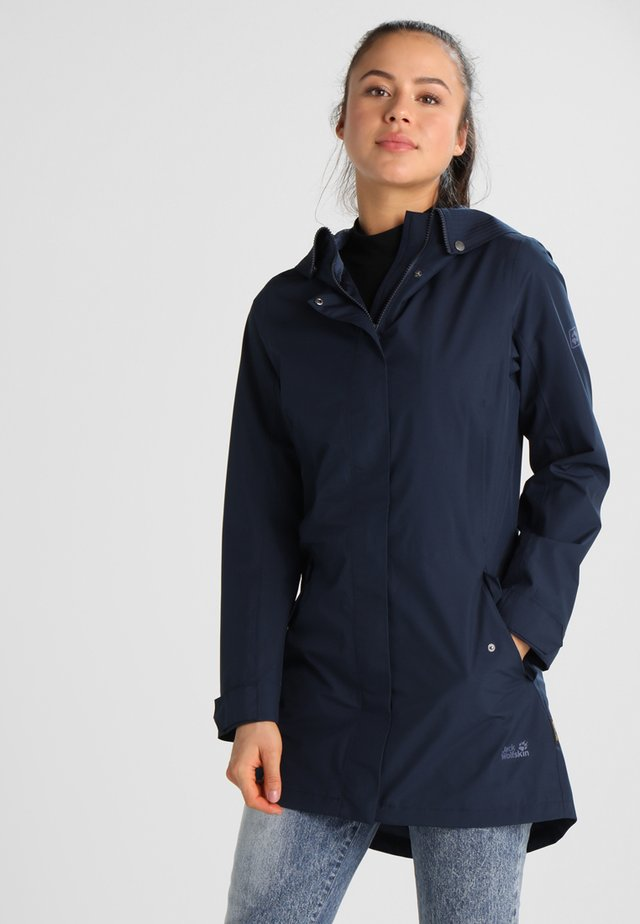 MONTEREY COAT WOMEN - Outdoorjas - midnight blue