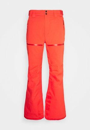 CHAKAL PANT - Zimní kalhoty - flare